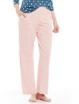 Sleep Sense Petite Striped Sleep Pants