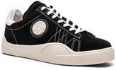 Eytys Suede Wave Rough Sneakers