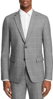 Theory Wellar Bold Grid Slim Fit Suit Separate Sport Coat - 100% Exclusive