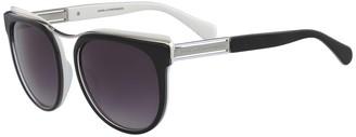 Diane von Furstenberg 54mm Gemma Round Sunglasses