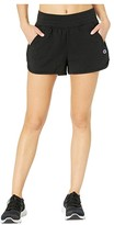 Champion Campus French Terry Shorts (Black) Women's Shorts