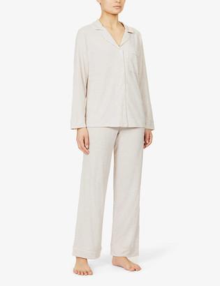 Eberjey Bobby Long jersey pyjama set