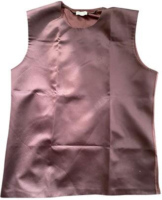 Christian Dior Burgundy Polyester Jackets