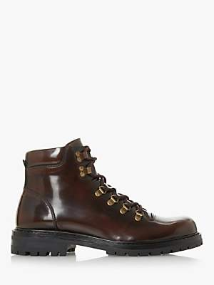 Dune Cache Leather Hiker Boots