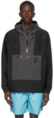 Nike ACG Black Gore-Tex Paclite Jacket