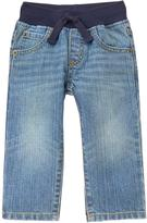 Gymboree Rib Waist Straight Jeans