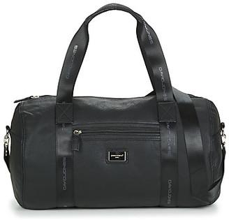 David Jones CM5081-BLACK women's Travel bag in Black