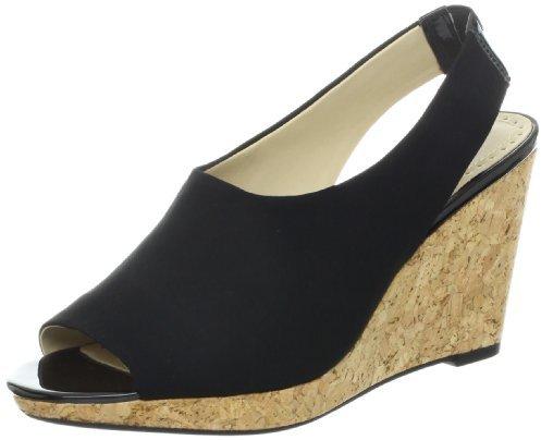 Adrienne Vittadini Footwear Women's Chyna Wedge Sandal