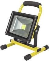 Brilliant Portalamp LED Rechargeable Floodlight Size: 28.5cm H x 10cm W x 10 cm D,