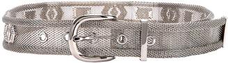Isabel Marant Bisa Belt in Silver | FWRD