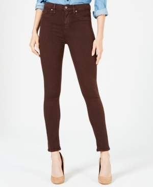 Hudson Jeans Barbara High-Rise Ankle Skinny Jeans