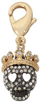 Betsey Johnson Charming Betsey Exclusive Crown Skull