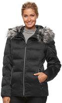 ZeroXposur Women's Powder Hooded Puffer Jacket