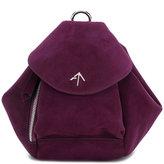 Manu Atelier Fernweh mini leather backpack