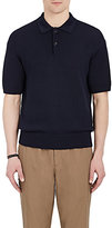 TOMORROWLAND Men's Contrast-Stitched Cotton Polo Shirt