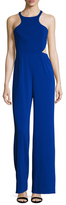 Jay Godfrey Maccaran Cut-Out Jumpsuit