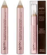 NYX Eyebrow Shaper Wax Ebs01 3pack Bundle