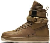 ZIP Mens Womens Special Forces Air 1 Black Olive Brown White/Gum Light