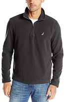 Nautica Men's 1/4 Zip Fleece Top