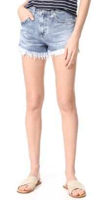 AG Jeans Women's The Sadie High Rise Short