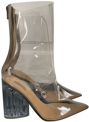 Yeezy Other Plastic Heels