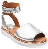 Clarks Lydie Hala Leather Open-Toe Sandals