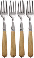 OKA Small 'Wood' Forks, Set of Four