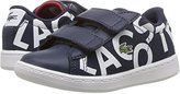 Lacoste Kids' Carnaby Evo 117 1 Spi Sneaker