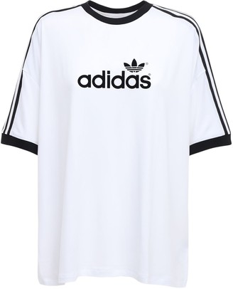 adidas 70s 3 Stripes Logo Jersey