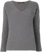 Incentive! Cashmere V-neck jumper