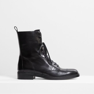 Theory Laced Boot
