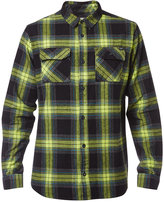 Fox Men's Hollenberg Flannel Plaid Shirt