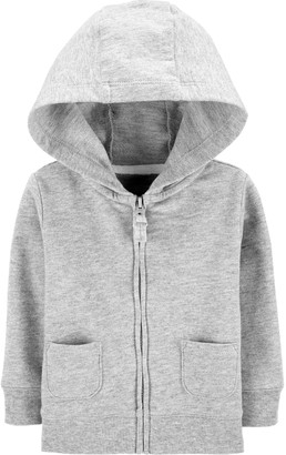 Carter's Baby Zip-Up French Terry Hoodie