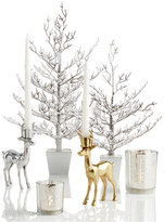 Martha Stewart Collection Winter White Decor Collection, Created for Macy's