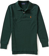Ralph Lauren Big Boys 8-20 Preppy Long-Sleeve Polo Shirt