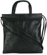 Robert Clergerie snap shoulder bag - women - Lamb Skin - One Size