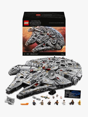 Lego Star Wars 75192 Ultimate Collector Series Millennium Falcon