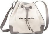 Balenciaga Navy Bucket