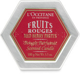 L'Occitane Red Fruits Scented Candle