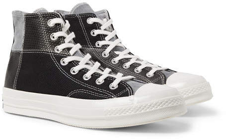 02a5d6dd85b Converse Mens Chuck Taylor All Star Leather - ShopStyle Canada