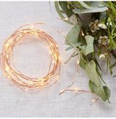 boohoo Wedding Rose Gold Fairy Lights