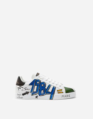 Dolce & Gabbana New Dglimited Portofino Sneakers - Men