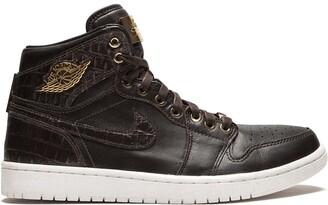 Jordan Air 1 Pinnacle baroque brown