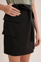 Country Road Ponte Pocket Skirt