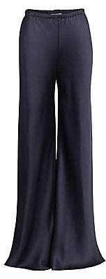 The Row Women's Gala Silk Pants