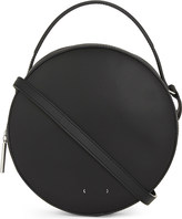 Pb 0110 Tambourine leather cross-body bag