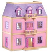 Melissa & Doug Toddler Wooden Dollhouse
