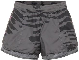 adidas by Stella McCartney Run M20 printed shorts