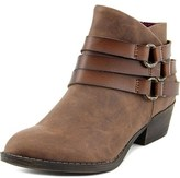 Blowfish Sanger Women Round Toe Synthetic Ankle Boot.