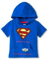 Superman Infant Boys' Hooded Costume Tee Shirt